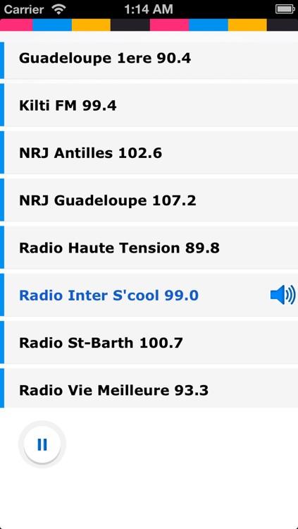 iRadio Guadeloupe by Badoui J Ters