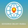 Novgorod Oblast, Russia Map - Offline Map, POI, GPS, Directions
