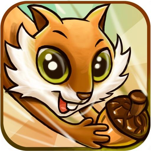 采集松果:Getting Nuts – by Top Free Games【趣味跳跃】