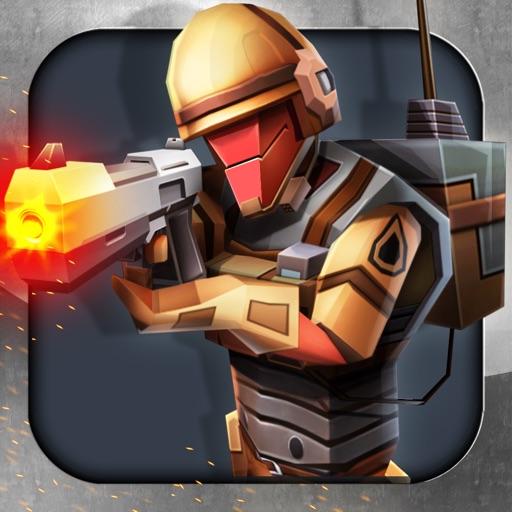 战争兵团 – 交火
