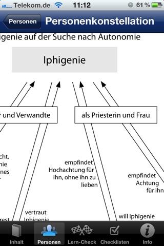EinFach Deutsch … verstehen - Iphigenie auf Tauris screenshot 1