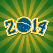 2014 Brazil WorldCup icon