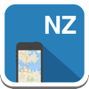 New Zealand offline map, guide, weather, hotels. Free GPS navigation.