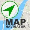 上海地図ナビゲーター