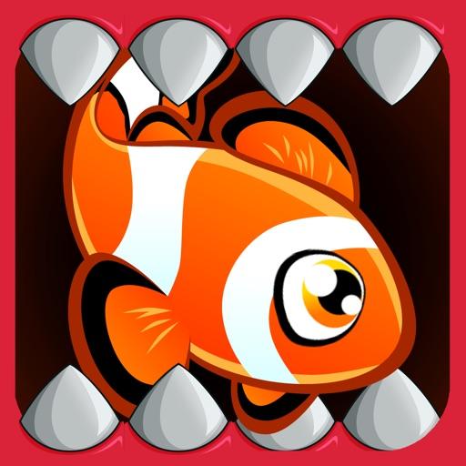 Don't Touch the Mako Teeth Spikes iOS App