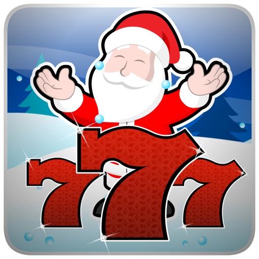 XMAS Santa Slots – Play and Spin the Christmas Casino Lucky Wheel to Win iOS App