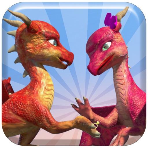 Dragon vs Goblins 3D iOS App