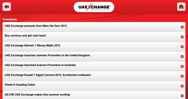 UAE Exchange by UAE EXCHANGE CENTER (L L C)