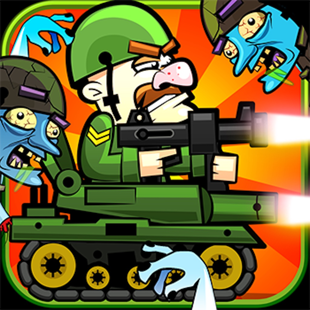 Zombie Soldiers Games a Soldiers vs Zombies Defense