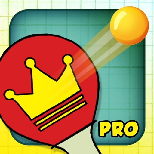 Ping Pong Doodle Battle For The Best Top King Paddle! Pro Classic Ad Free Game iOS App