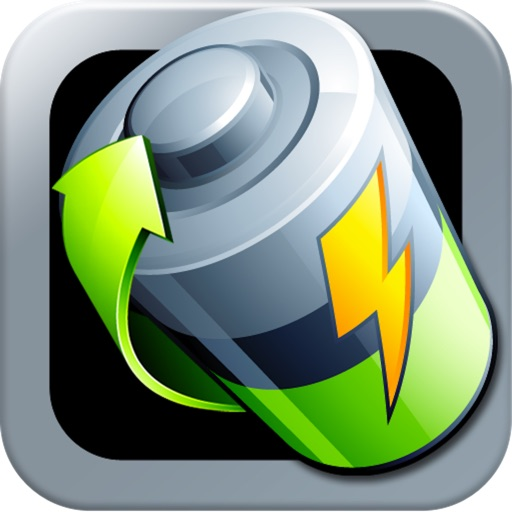 iMax Battery Boost Pro - Monitor Your Battery Status iOS App
