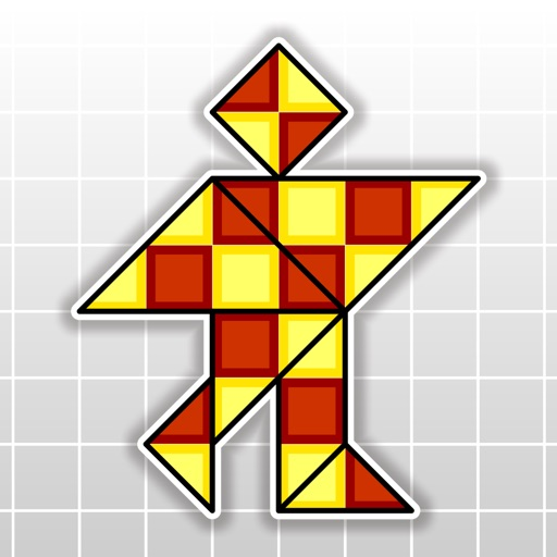 七巧板:LetsTans Checkered