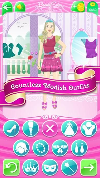 Screenshot of Salone di Bellezza – Vestiti da Principessa3