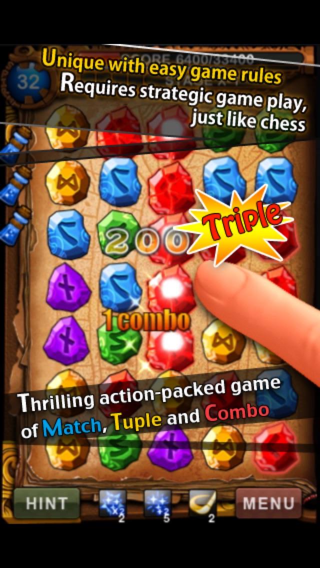 Screenshot #6 for RuneMasterPuzzle