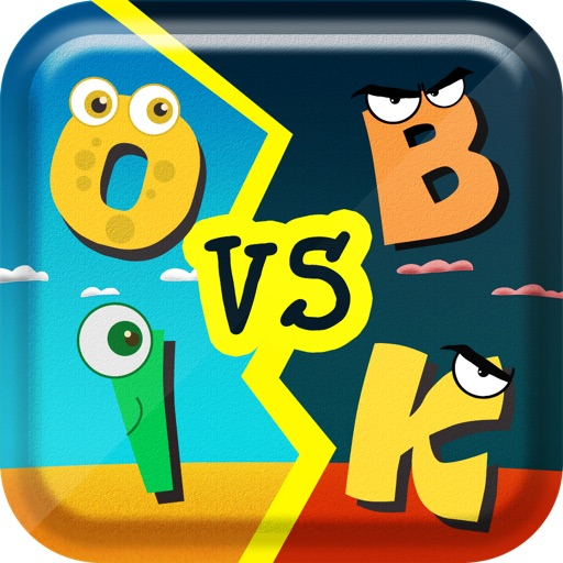 Vowels vs Consonants - The Free Parents and Teachers app to help kids learn the Alphabet iOS App