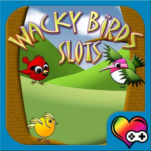 Wacky Birds Slots iOS App