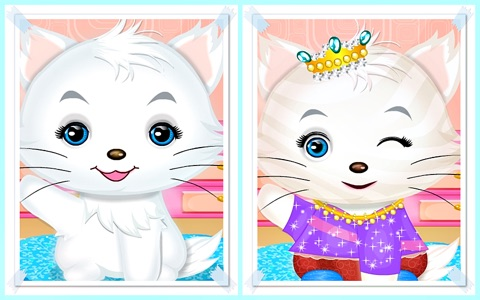 Princess Kitty Hair Salon screenshot 1