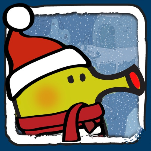 Doodle Jump Christmas Special iOS App