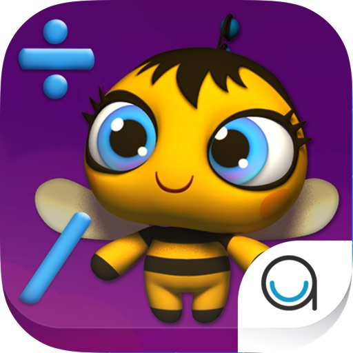Beehive Math Game for 1st - First Grade & 2nd - Second Grade Kids by Agnitus iOS App