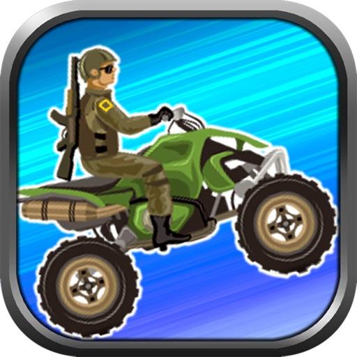 Army Rider Stunt Bike iOS App