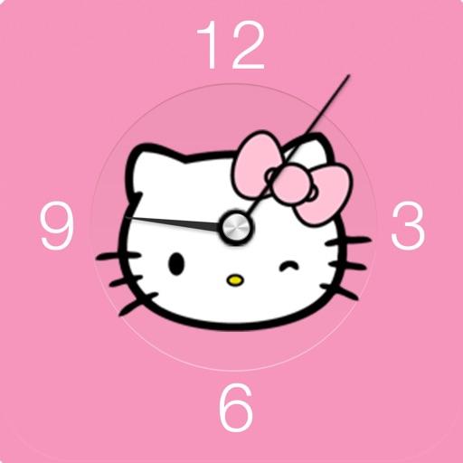 HK时钟【kitty控必备】