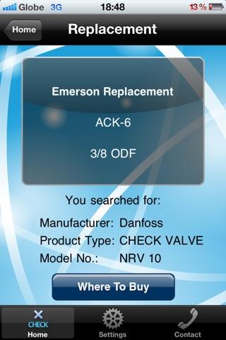 Emerson X-Check screenshot 4
