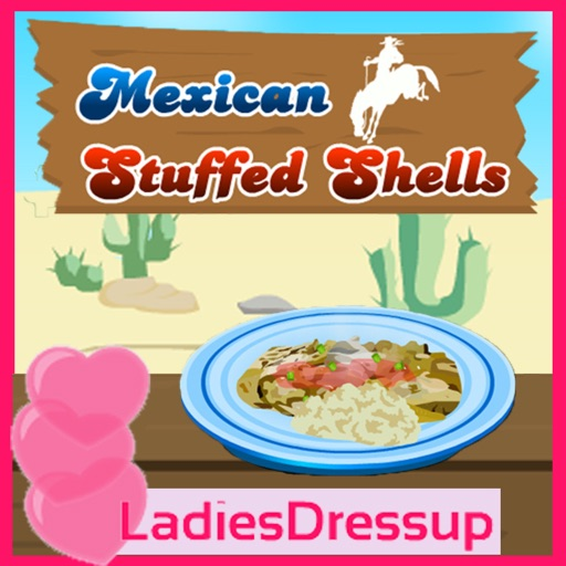 Mexican shells - cooking game iOS App