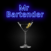 Mr Bartender - Mixed Drink, Bartending & Cocktail Recipes icon