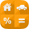 Mon Crédit - Tableau d'amortissement - Calcul de crédit immobilier, auto, conso... HD