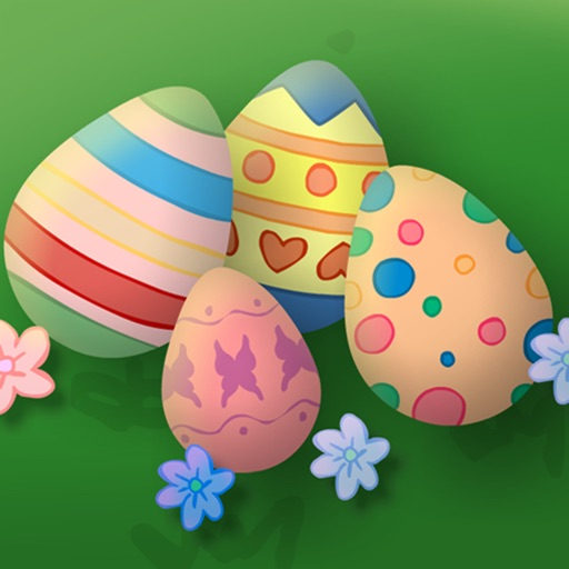 Easter: play and paint iOS App