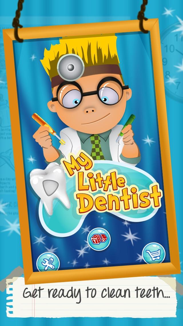 My Little Dentist - Ultimate 3D Dental Care Hospital for Kids Screenshot on iOS