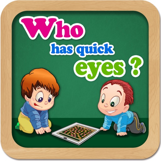 Who has quick eyes iOS App