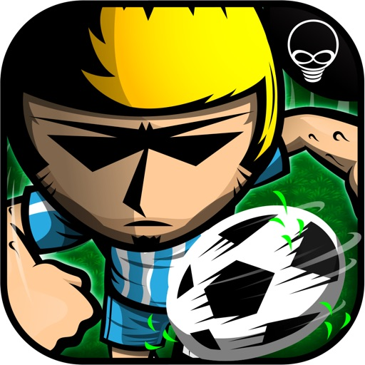Soccer Run n Shoot iOS App