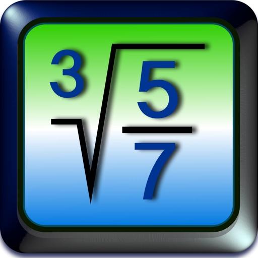 iMathics visual calculator - your electronic blackboard iOS App