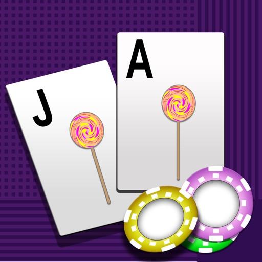 Dessert Blackjack iOS App