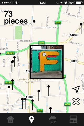 Street Art London screenshot 2