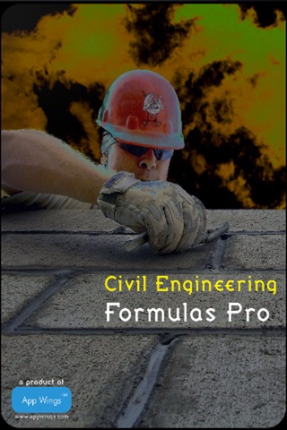 Civil Engineering Formulas screenshot 1