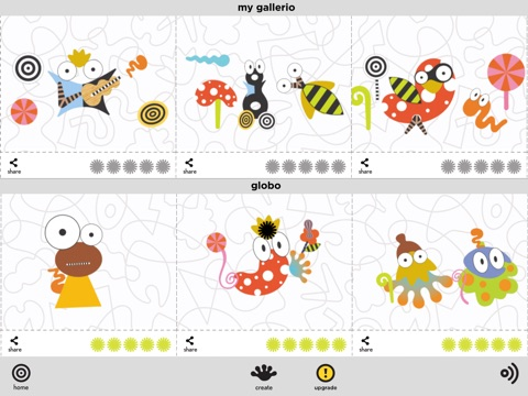 ZoLO•oolo Lite Creative Play Sculpture. Entertaining game play. Educational shape activity. Creative learning for kids, parents, preschool, babies, all ages. Gender neutral. Free screenshot 4