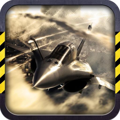 F18 3D Fighter jet simulator iOS App