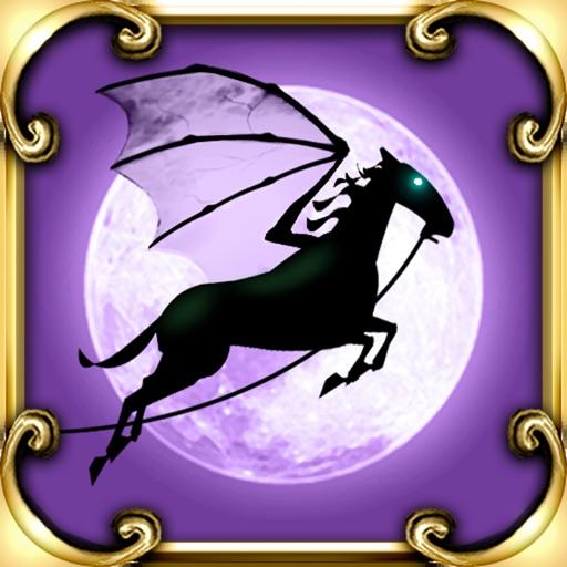 鬼城马蹄声:Spooky Hoofs