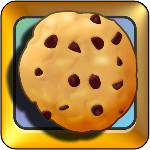 Cookie Clicka Free! iOS App