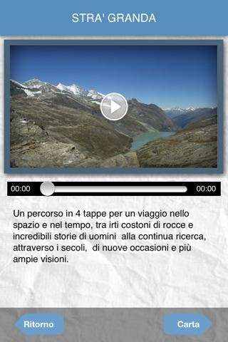 TREK2 PIEMONTE Vie Storiche Piemonte-Svizzera screenshot 3