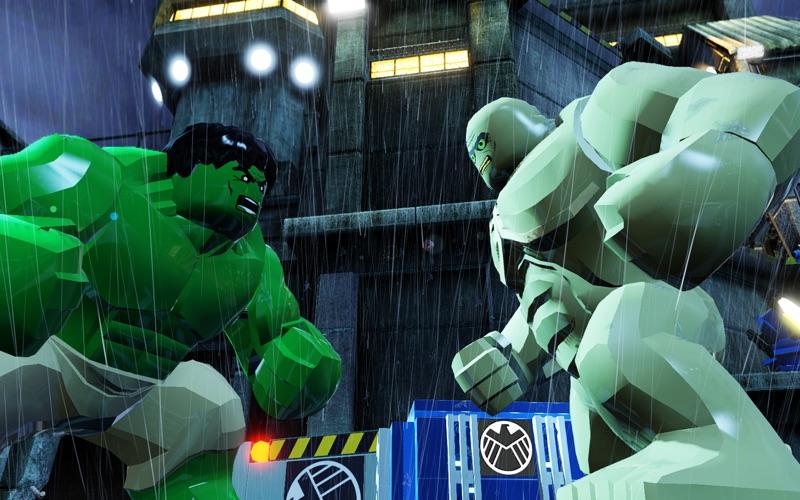 Screenshot #2 for LEGO Marvel Super Heroes