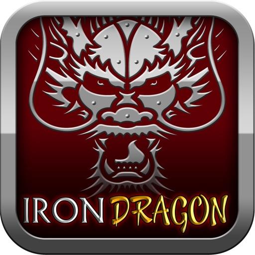 Iron Dragon - Clash Against The Tiny Ninja Thief Force iOS App