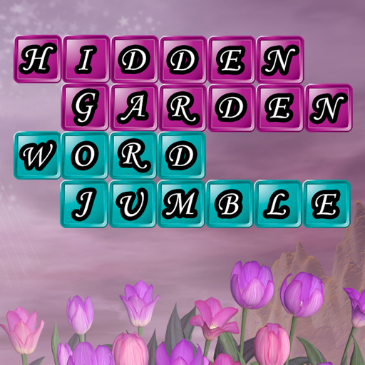 Hidden Garden Word Jumble