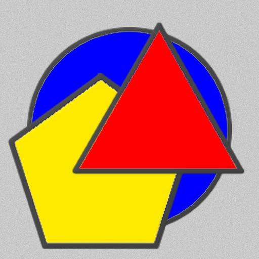 Геометрические фигуры - Виды треугольника, части круга и многоугольники - Тест по геометрии