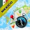 メキシコ - オフライン地図&GPSナビゲータ