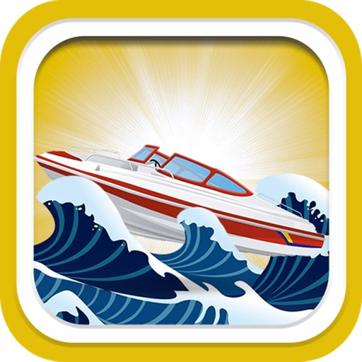Speed Boat Dash iOS App