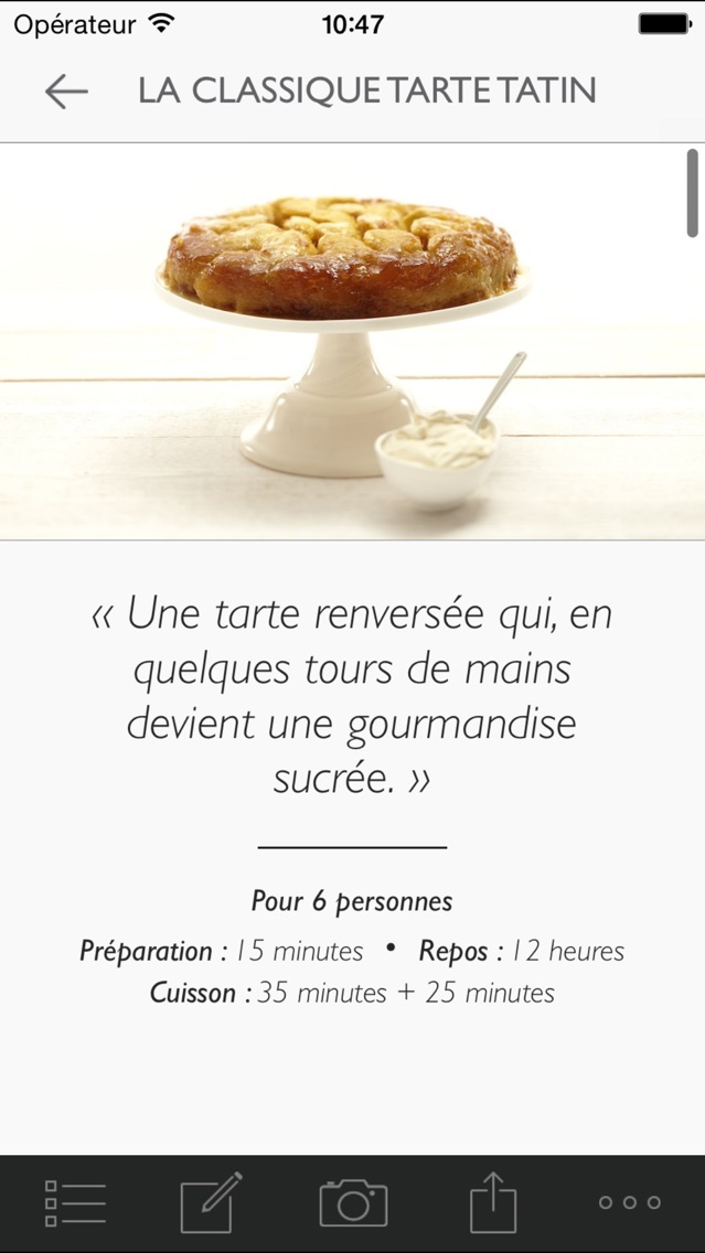 download Cyril Lignac MesDesserts apps 4