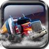 Nitro Trucks Racing - フリーゾーンを駐車中のターボスピードオフロードモンスタートラック運転手の騒乱!